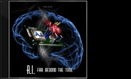 THE EYE - A.I.-FAR BEYOND THE TIME Music